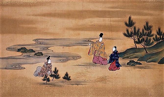 徳川家の葵紋と門松_a0277742_16250659.jpg