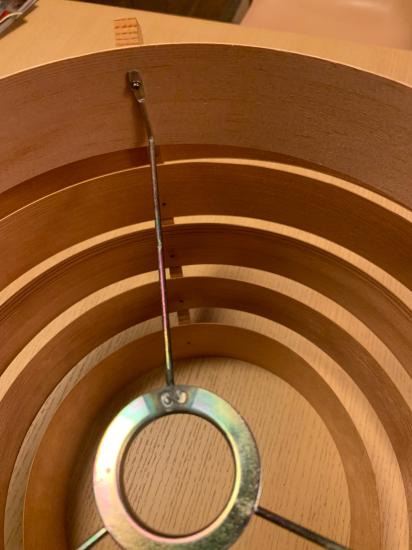 ヤコブセンランプ名作 JAKOBSSON LAMP 照明器具 修理 34_f0053665_20325141.jpg