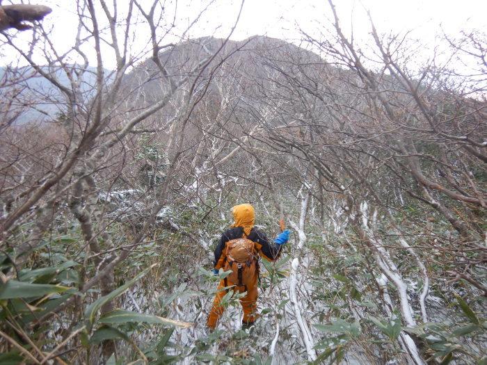 蔵王:水引入道から馬ノ神岳へ ~ 2020年11月23日_f0170180_00342593.jpg