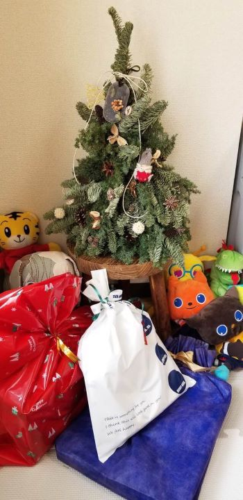 joyeux Noël メリークリスマス_b0151911_23351805.jpg