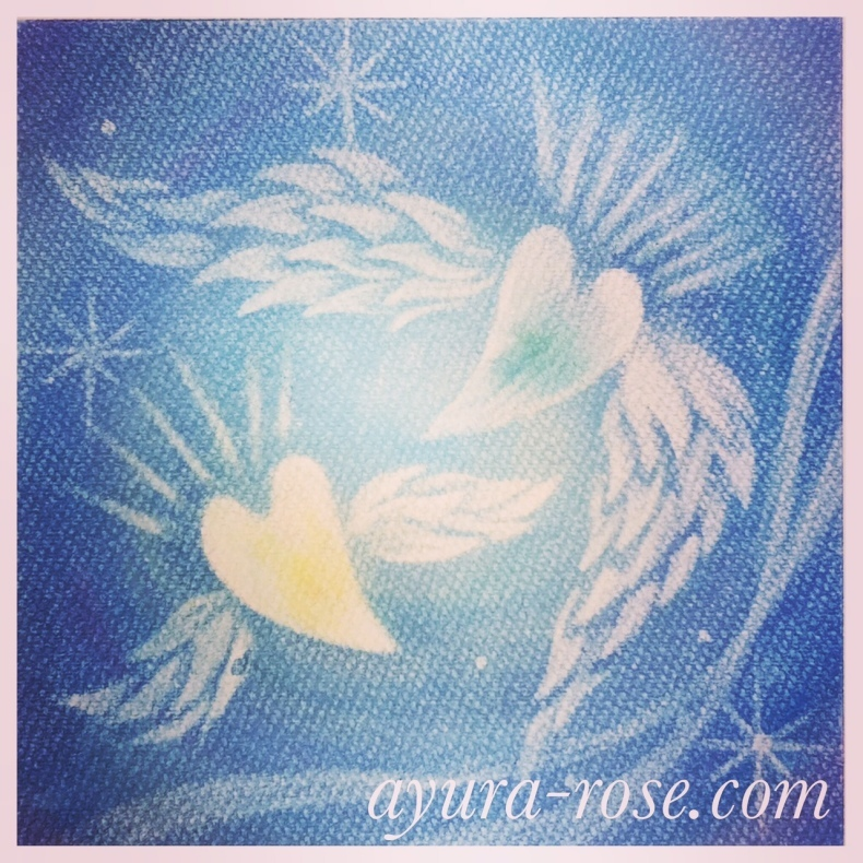 2020年のクリスマスに想う~宇宙の愛~_d0085018_10372976.jpg