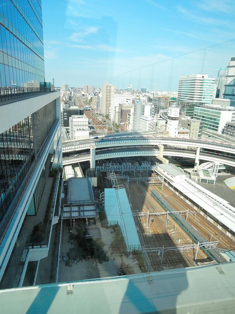ある風景:JR Yokohama Tower@Yokohama #18_d0393923_22425578.jpg