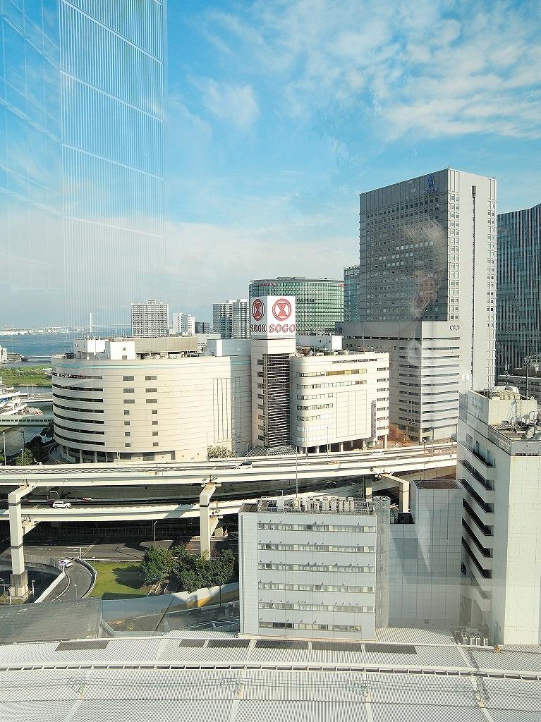 ある風景:JR Yokohama Tower@Yokohama #18_d0393923_22425690.jpg