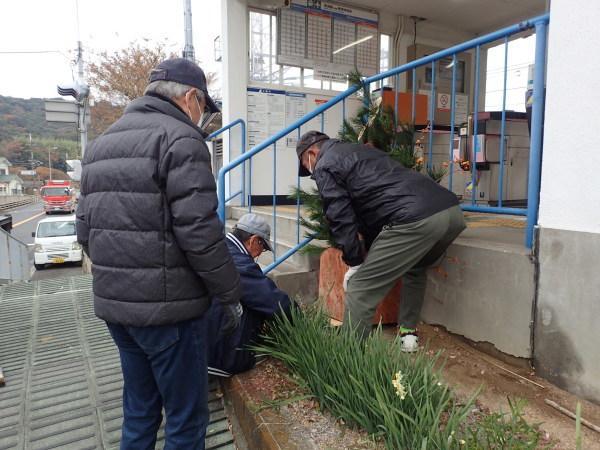 12月24日 門松飾り付け_c0239329_20364734.jpeg