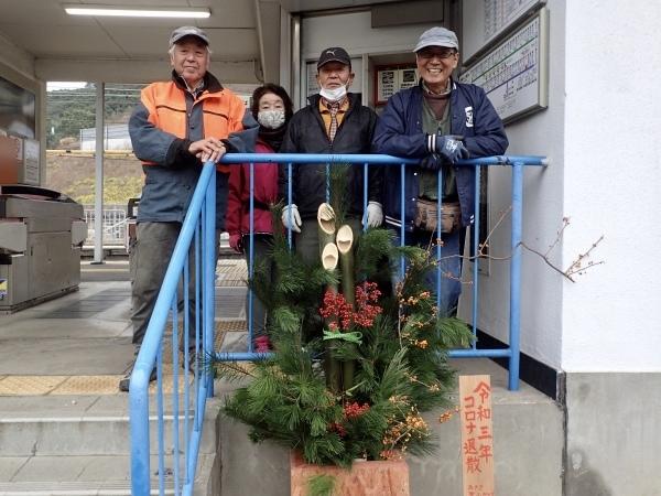 12月24日 門松飾り付け_c0239329_20380647.jpeg