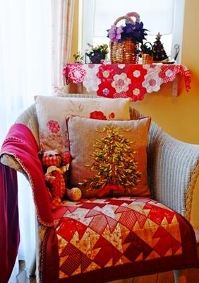 生徒さんのお宅の素敵なクリスマスインテリア♪_b0194861_19054095.jpg