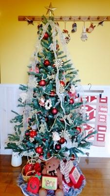 生徒さんのお宅の素敵なクリスマスインテリア♪_b0194861_19055608.jpg