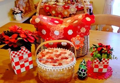 生徒さんのお宅の素敵なクリスマスインテリア♪_b0194861_19082693.jpg