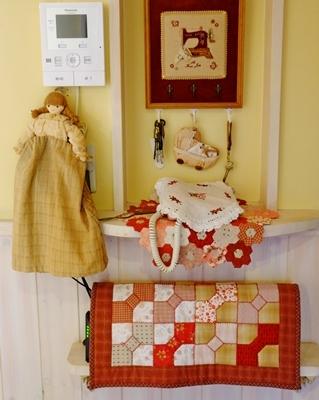 生徒さんのお宅の素敵なクリスマスインテリア♪_b0194861_19090477.jpg