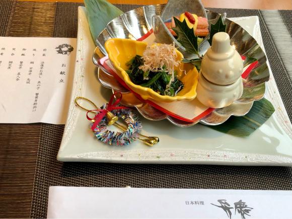 ホテル 日航大阪 日本料理弁慶_d0339676_18481018.jpg