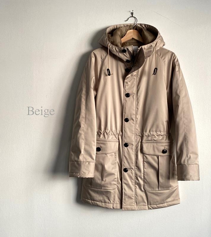Thin Down Winter Mods Coat_c0379477_15415730.jpg