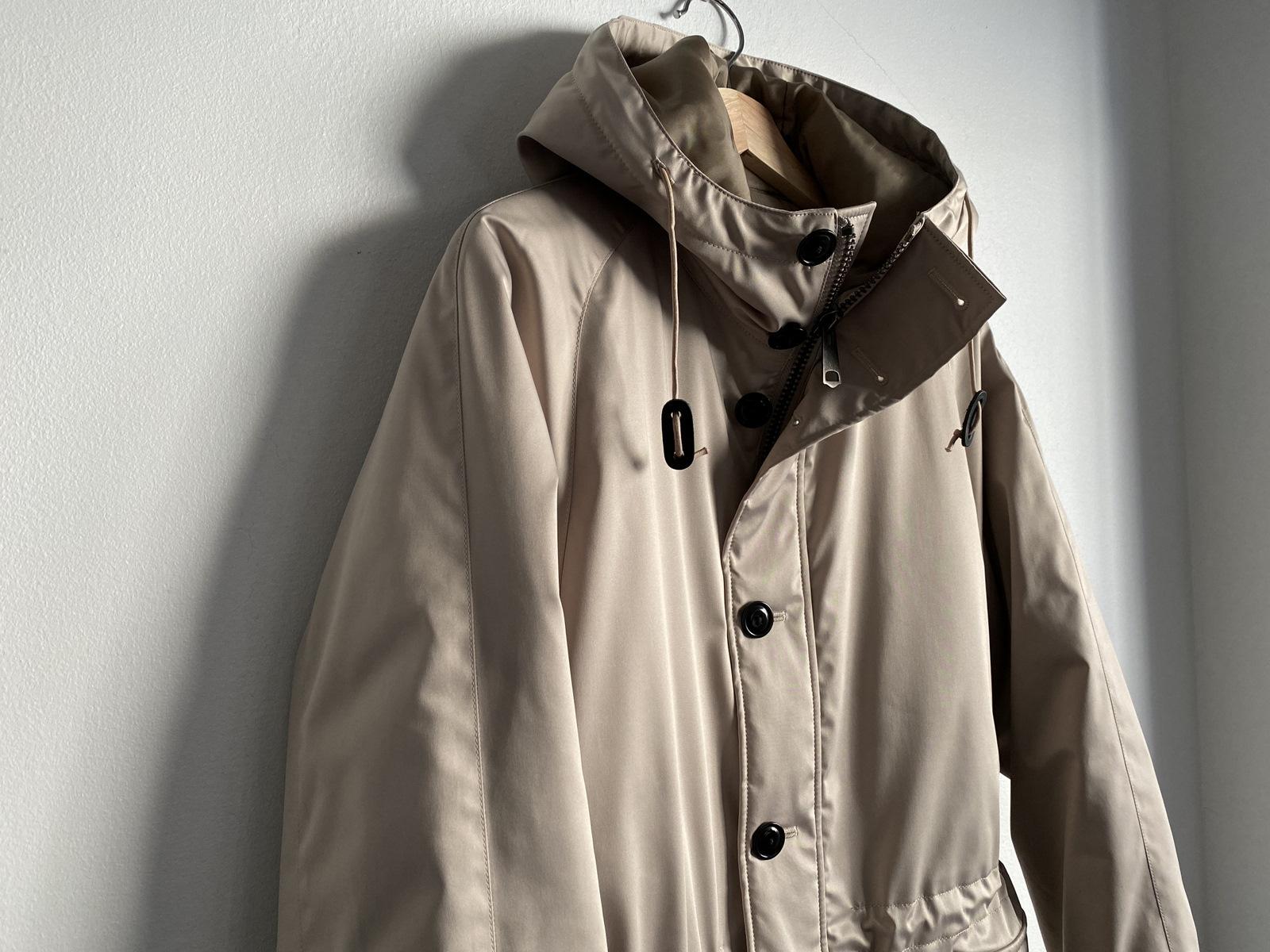 Thin Down Winter Mods Coat_c0379477_15420720.jpg