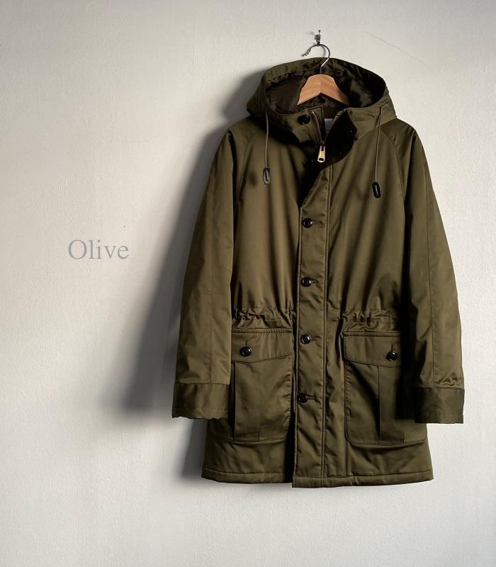 Thin Down Winter Mods Coat_c0379477_15422402.jpg