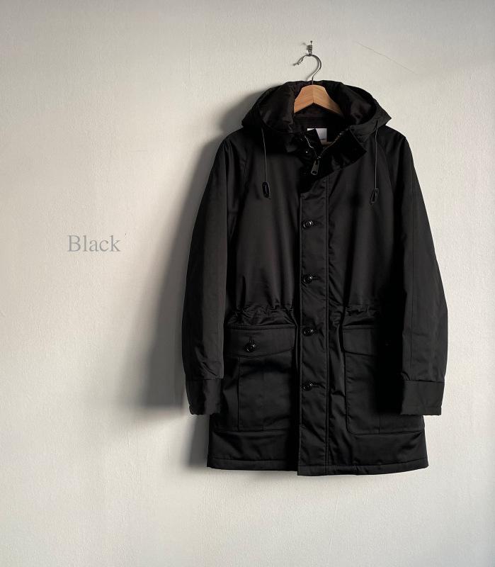 Thin Down Winter Mods Coat_c0379477_15425217.jpg