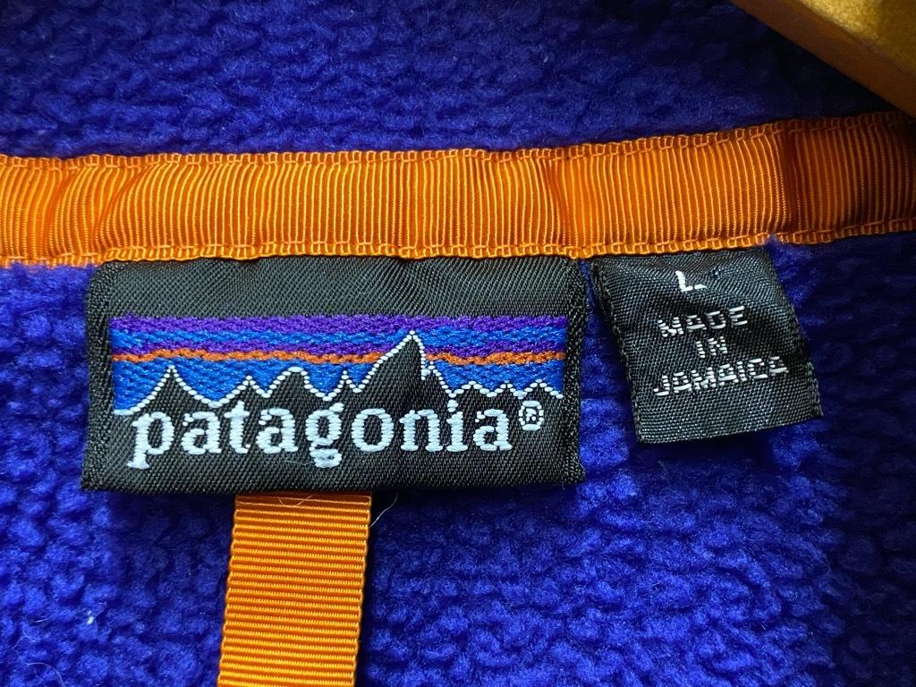 本年も有難う御座いました!! Part2 PS)2021.1.2(土)Patagonia Made in チョメチョメ!! 放出します!180~2980yen+TAX(マグネッツ大阪アメ村店)_c0078587_13193369.jpg