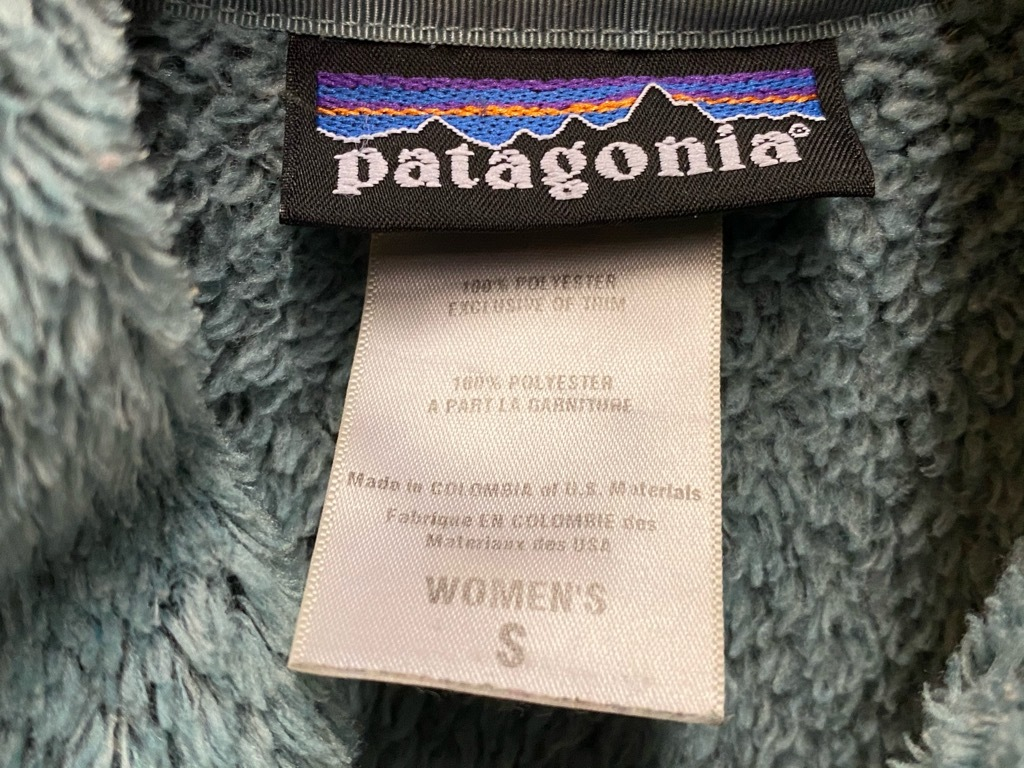 本年も有難う御座いました!! Part2 PS)2021.1.2(土)Patagonia Made in チョメチョメ!! 放出します!180~2980yen+TAX(マグネッツ大阪アメ村店)_c0078587_13203203.jpg