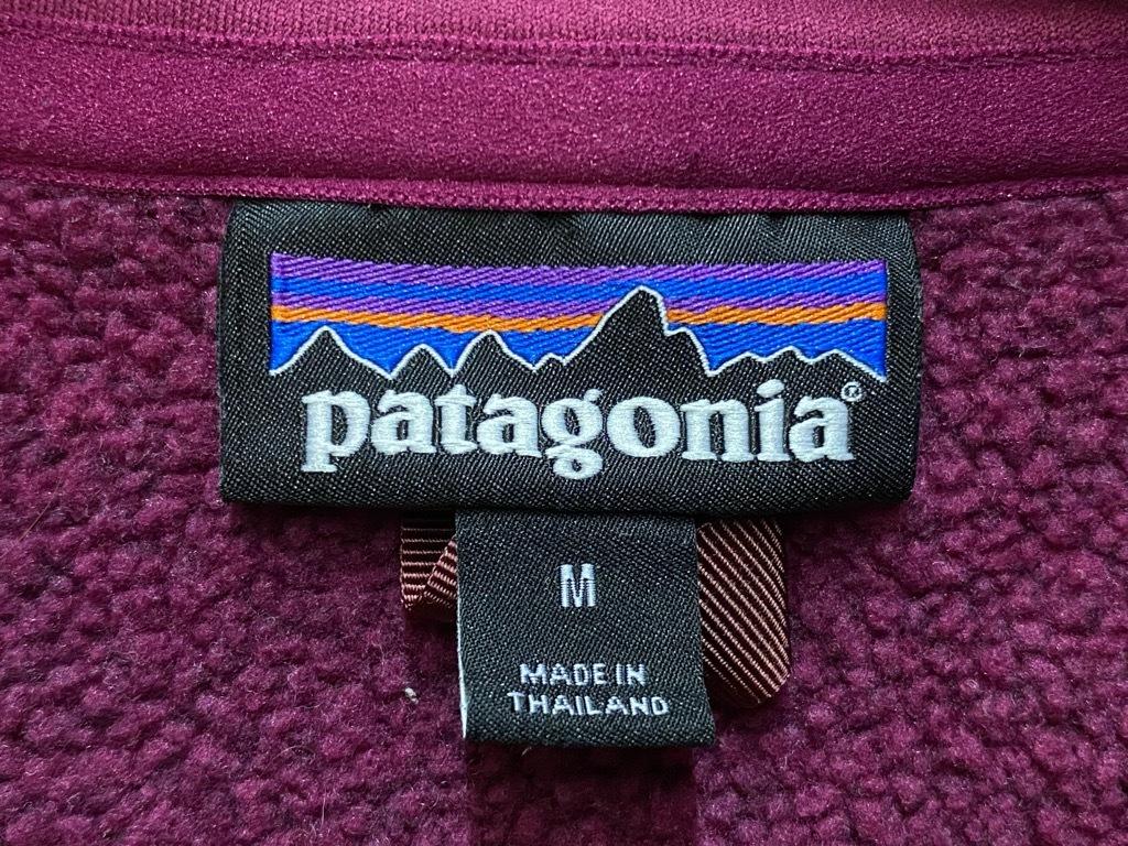 本年も有難う御座いました!! Part2 PS)2021.1.2(土)Patagonia Made in チョメチョメ!! 放出します!180~2980yen+TAX(マグネッツ大阪アメ村店)_c0078587_13203945.jpg