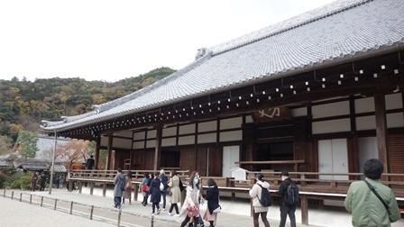 2020年秋の京都へ⑦天龍寺庭園をお散歩_f0146587_22094434.jpg