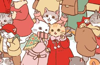 アドベントキャンドル最終週、猫サンタを探せ!_d0025294_18521371.jpg