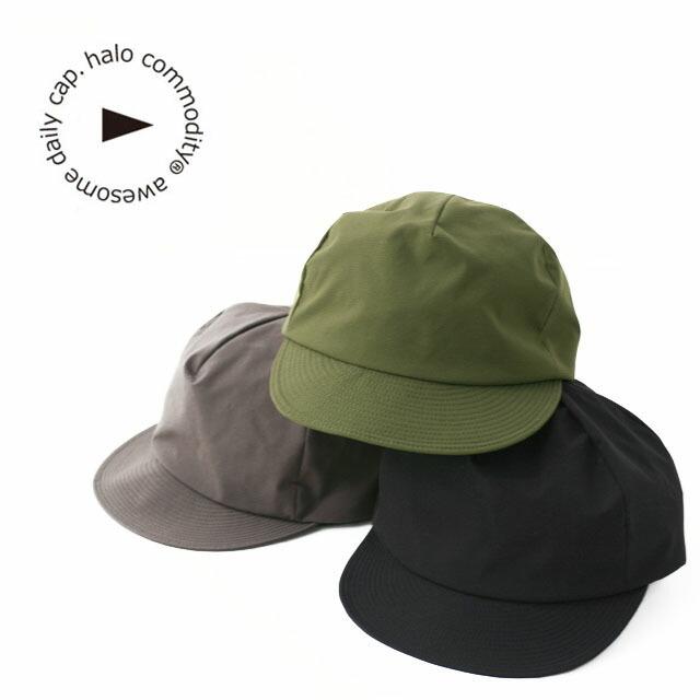 halo.commodity [ハロ コモディティ] Crevice cap [HL-1002] キャップ 、サイクルキャップ、MEN\'S / LADY\'S _f0051306_17443142.jpg