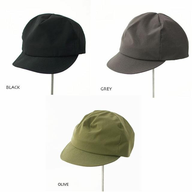 halo.commodity [ハロ コモディティ] Crevice cap [HL-1002] キャップ 、サイクルキャップ、MEN\'S / LADY\'S _f0051306_17443196.jpg