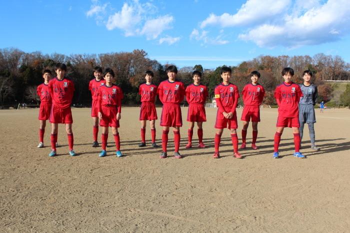 2020年 U-14リーグ 最終節_a0109314_00285783.jpg
