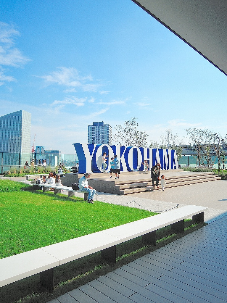 ある風景:JR Yokohama Tower@Yokohama #19_d0393923_22475251.jpg