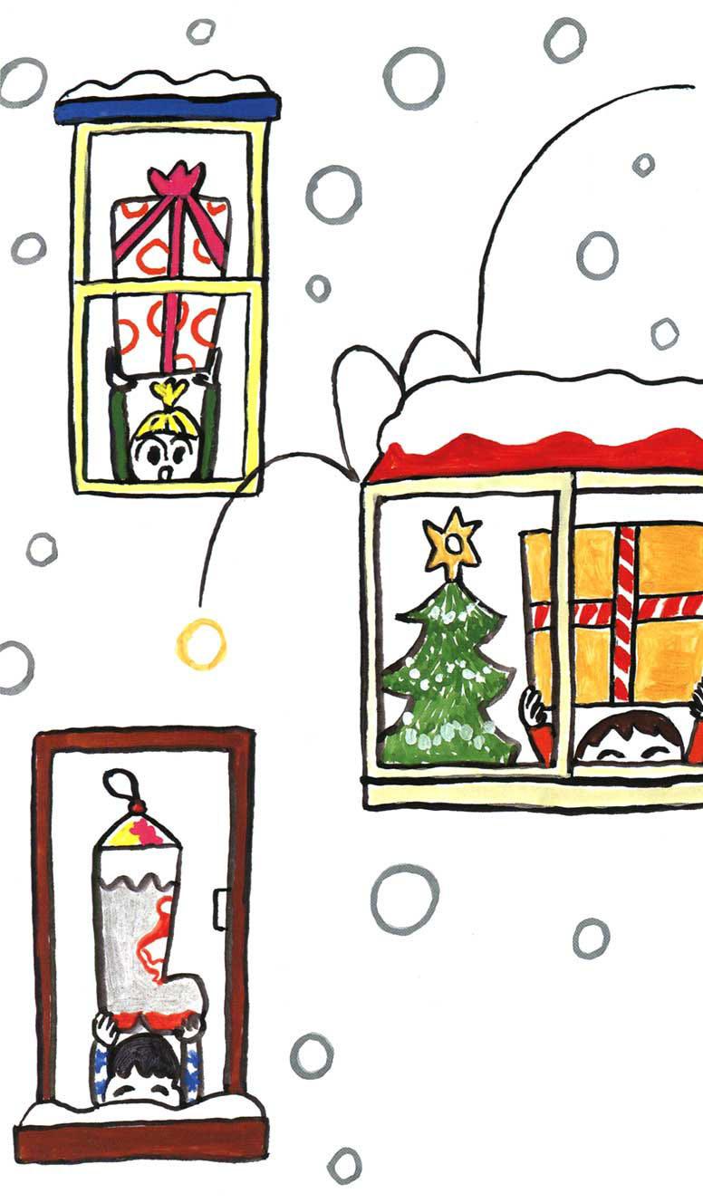 よい クリスマスを なのです_a0048227_12042577.jpg