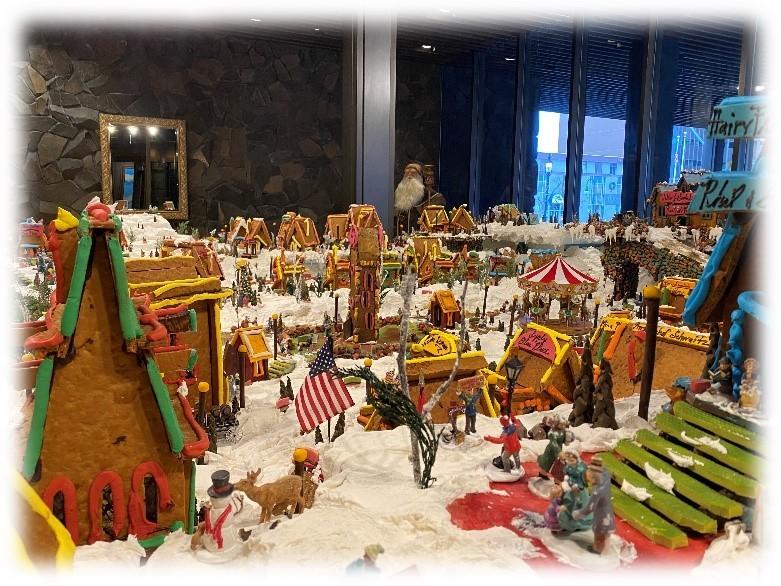 お菓子のクリスマスビレッジ_b0135948_06343520.jpg