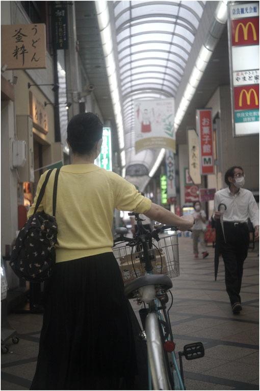 873 懐かしき友(2020年5月18日エンラージングアナスチグマート50mmF3.5奈良町を伸びやかに)_c0168172_11151544.jpg