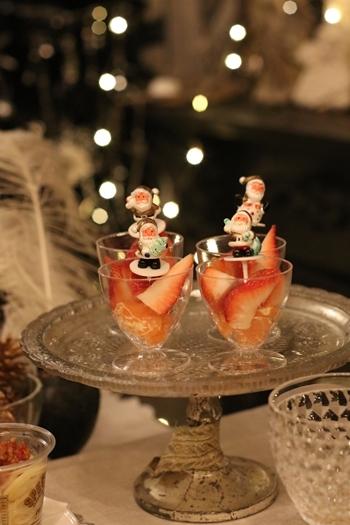 クリスマス2020 ささやかだけど 温かいテーブル♪_e0237680_11293141.jpg