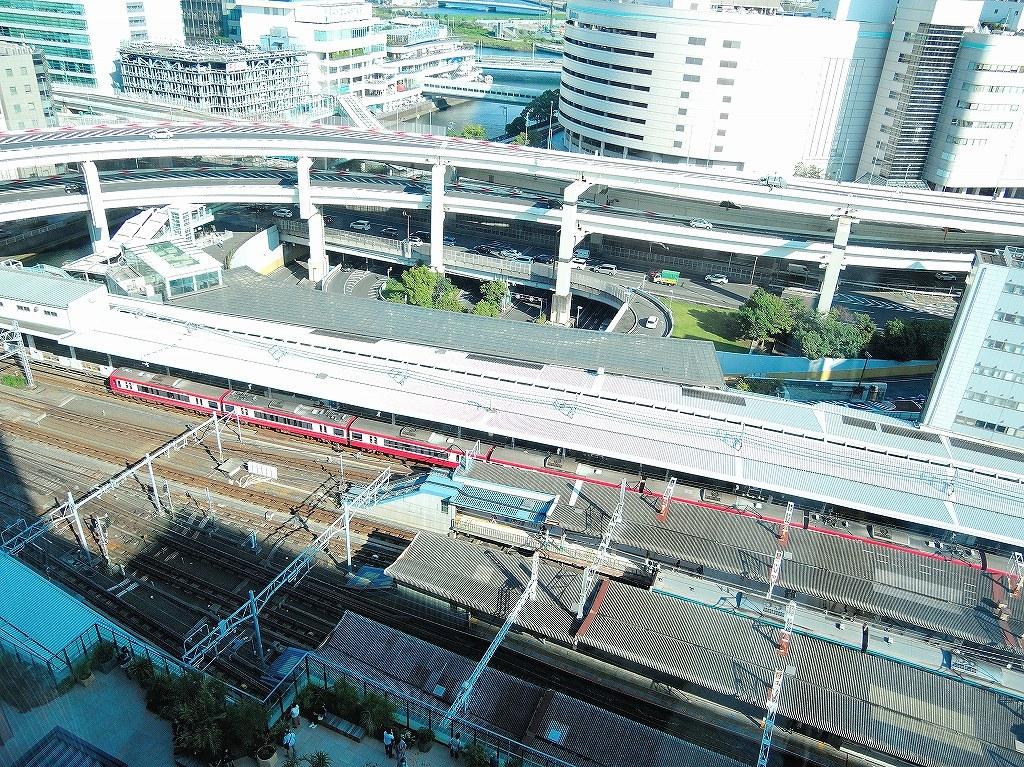ある風景:JR Yokohama Tower@Yokohama #20 / fin_d0393923_11412131.jpg