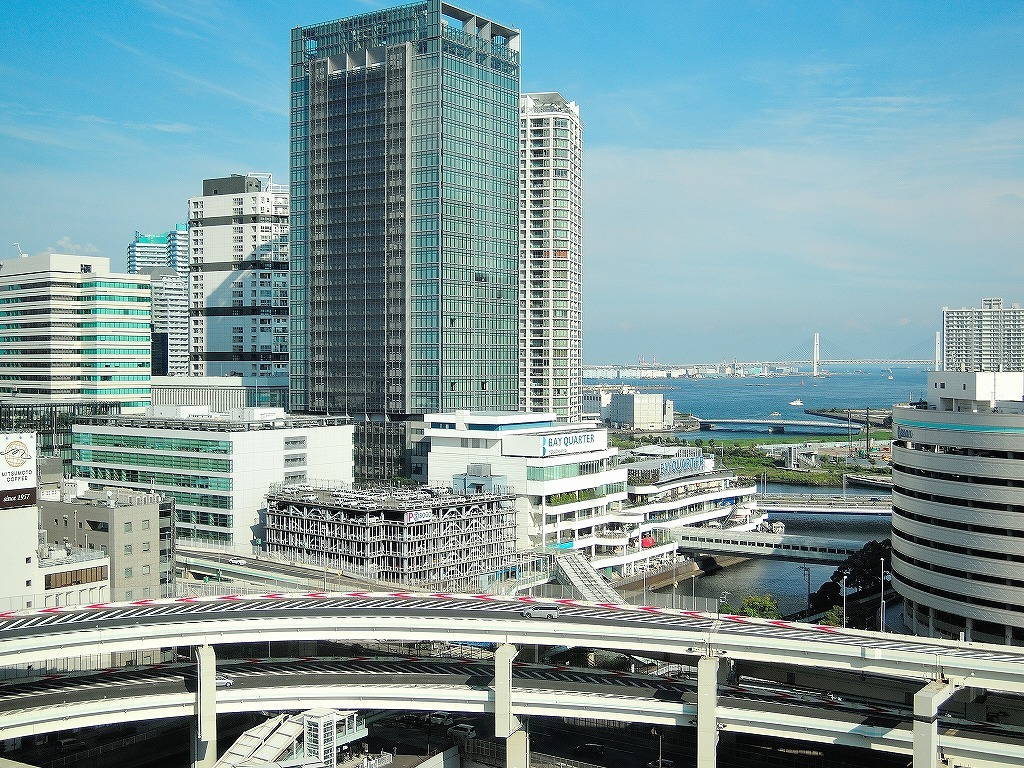 ある風景:JR Yokohama Tower@Yokohama #20 / fin_d0393923_11412138.jpg
