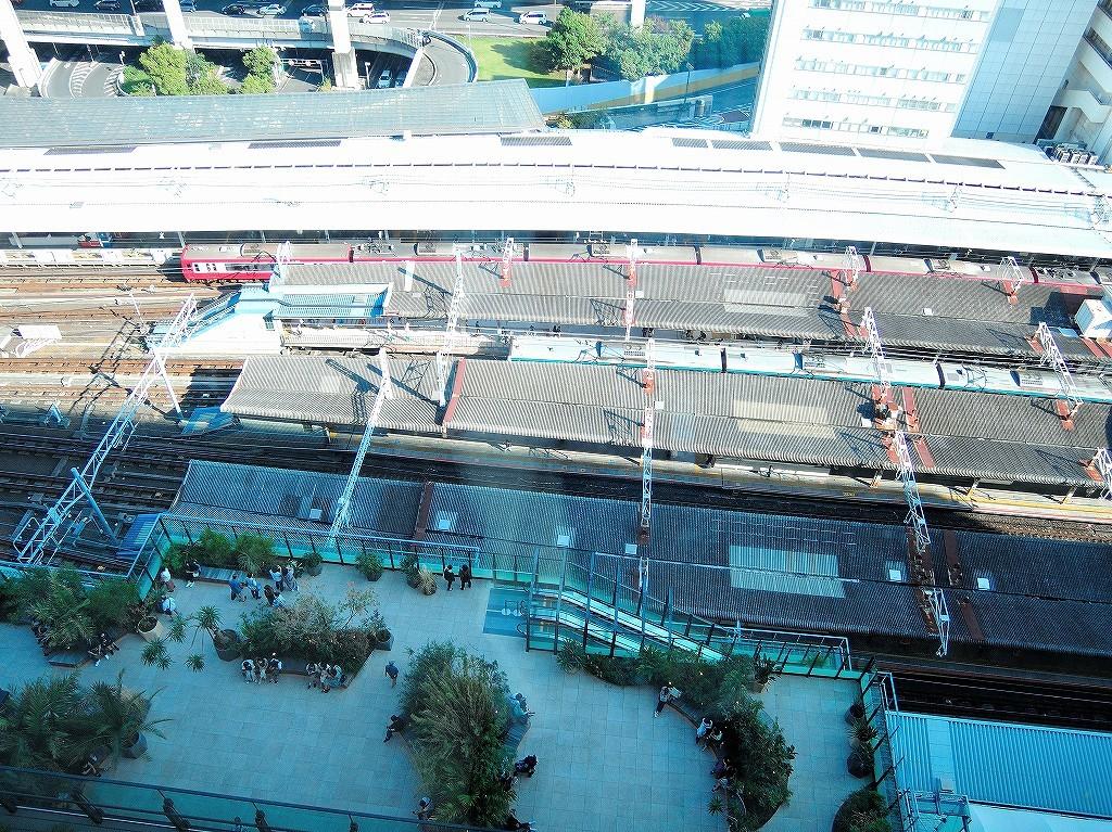 ある風景:JR Yokohama Tower@Yokohama #20 / fin_d0393923_11412139.jpg