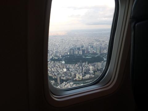 奄美→羽田便 新ルート体験_e0237625_17075773.jpg
