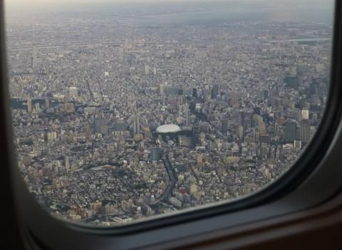 奄美→羽田便 新ルート体験_e0237625_17150603.jpg