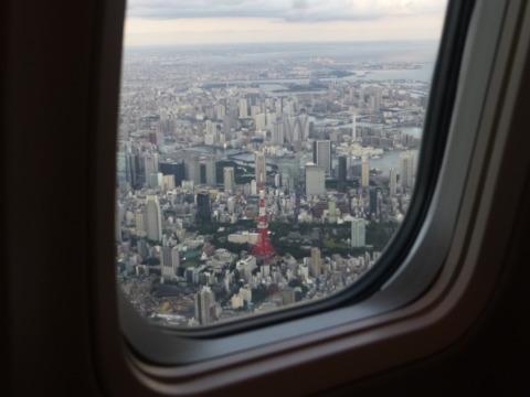 奄美→羽田便 新ルート体験_e0237625_17244975.jpg