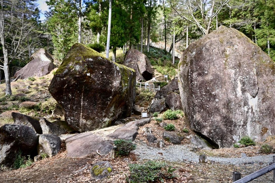 冬至 ー 金山巨石群へ_e0243332_00193973.jpeg