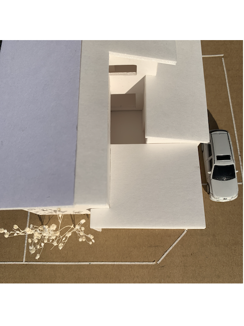 プレゼン模型/浜松和合 B邸/(未定)_c0089242_15592179.jpg