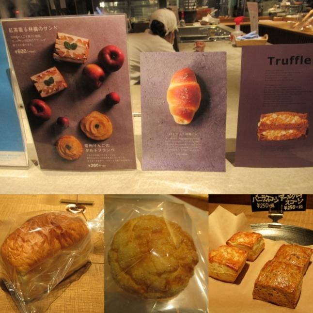 Truffle BAKERY 軽井沢 * クリスマスのトリュフベーカリー♪_f0236260_18590440.jpg