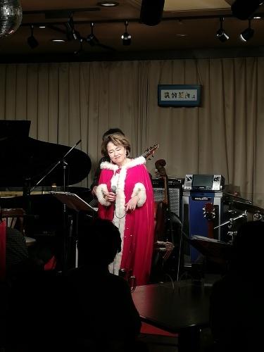 荒川和子クリスマスライブ_c0229062_19000072.jpg
