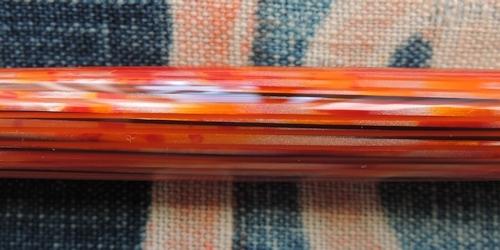 「スーベレーン 600 トータスシェルレッド」、撮りました。_e0200879_09242785.jpg