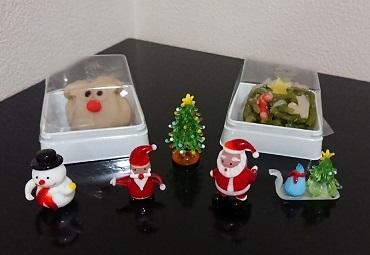 茂助だんごの練り切りは クリスマス_a0264383_20015453.jpg