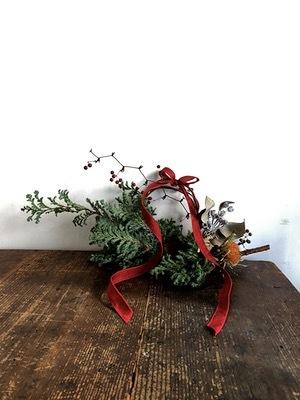 クリスマスの花あそび2020 後編_b0241386_21244432.jpg