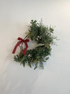 クリスマスの花あそび2020 後編_b0241386_21244624.jpg