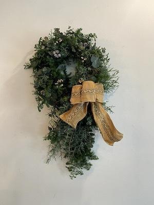 クリスマスの花あそび2020 後編_b0241386_21250083.jpg