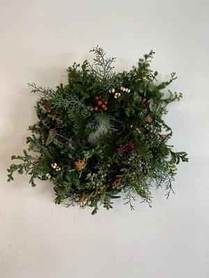 クリスマスの花あそび2020 後編_b0241386_21250263.jpg