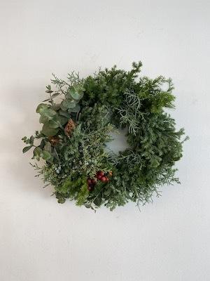 クリスマスの花あそび2020 後編_b0241386_21250584.jpg