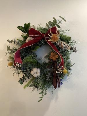 クリスマスの花あそび2020 後編_b0241386_21251669.jpg