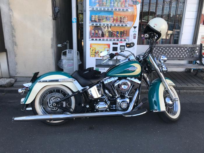 本日のバイク!_f0194657_18553646.jpg